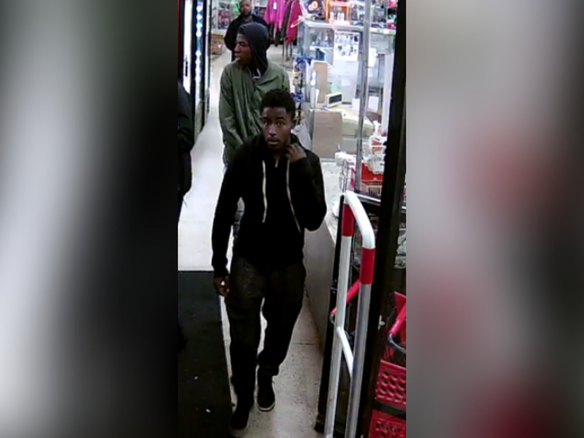 Cleveland police seek to identify armed suspects who robbed elderly woman