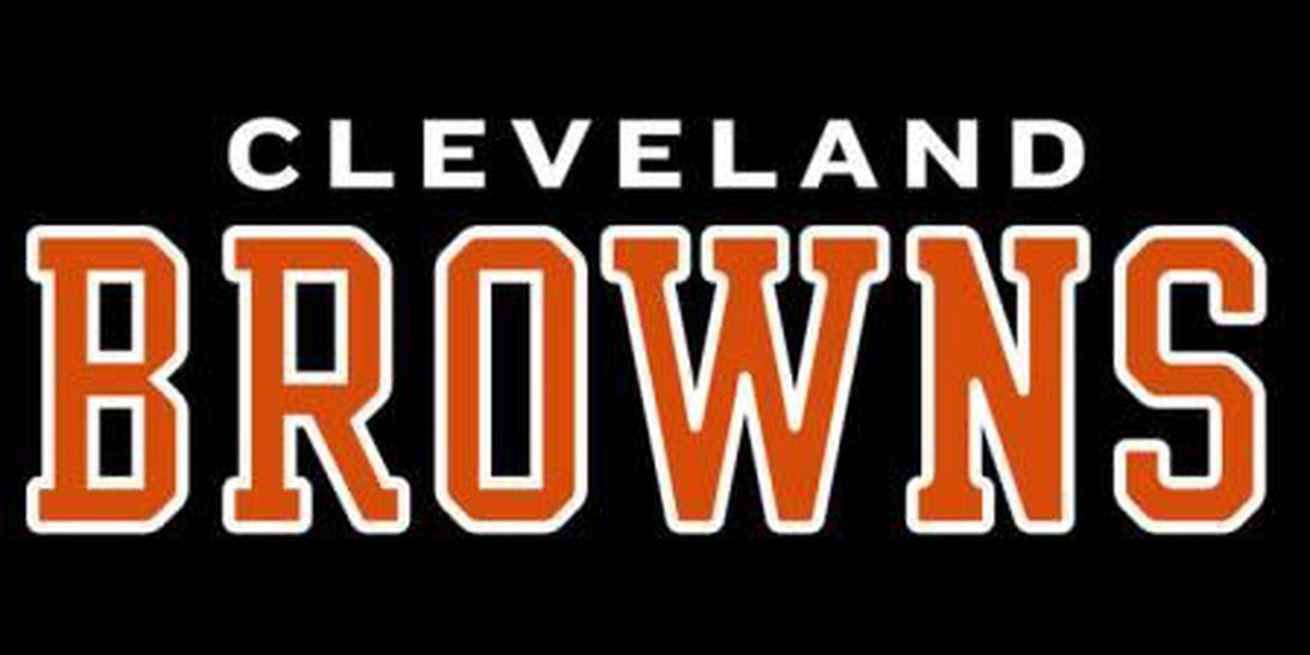 Browns announce practice squad