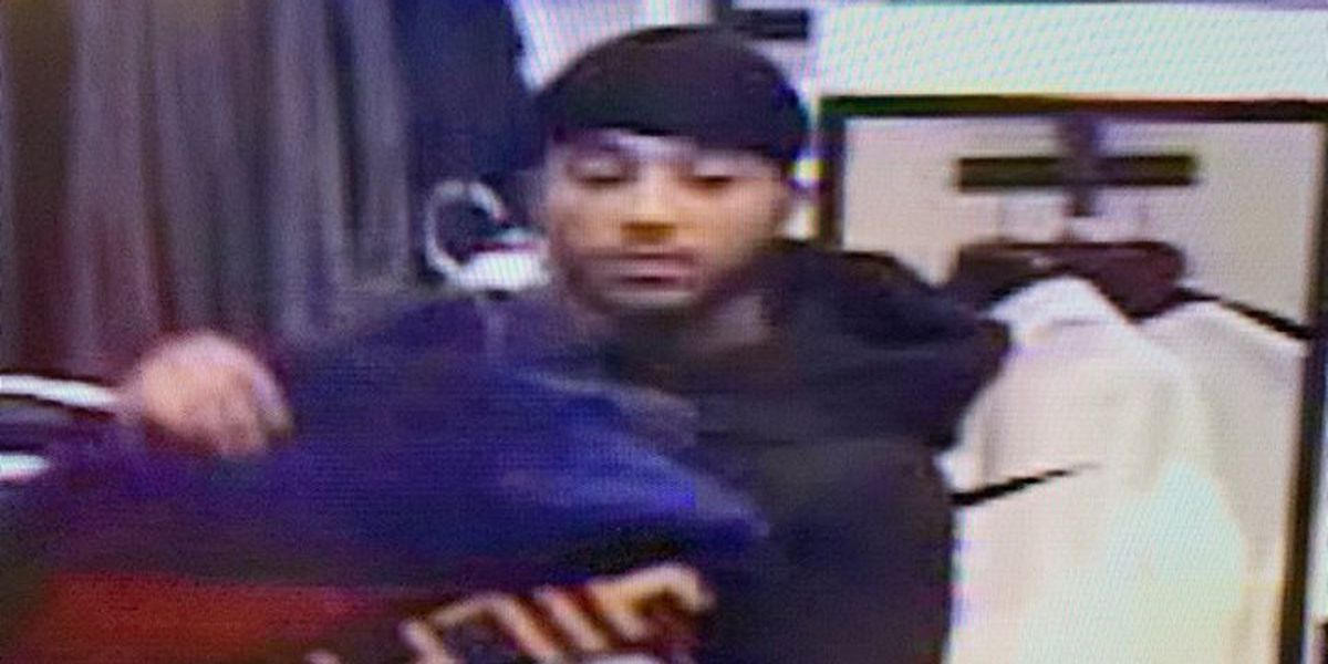 North Olmsted police looking for Macy's shoplifter