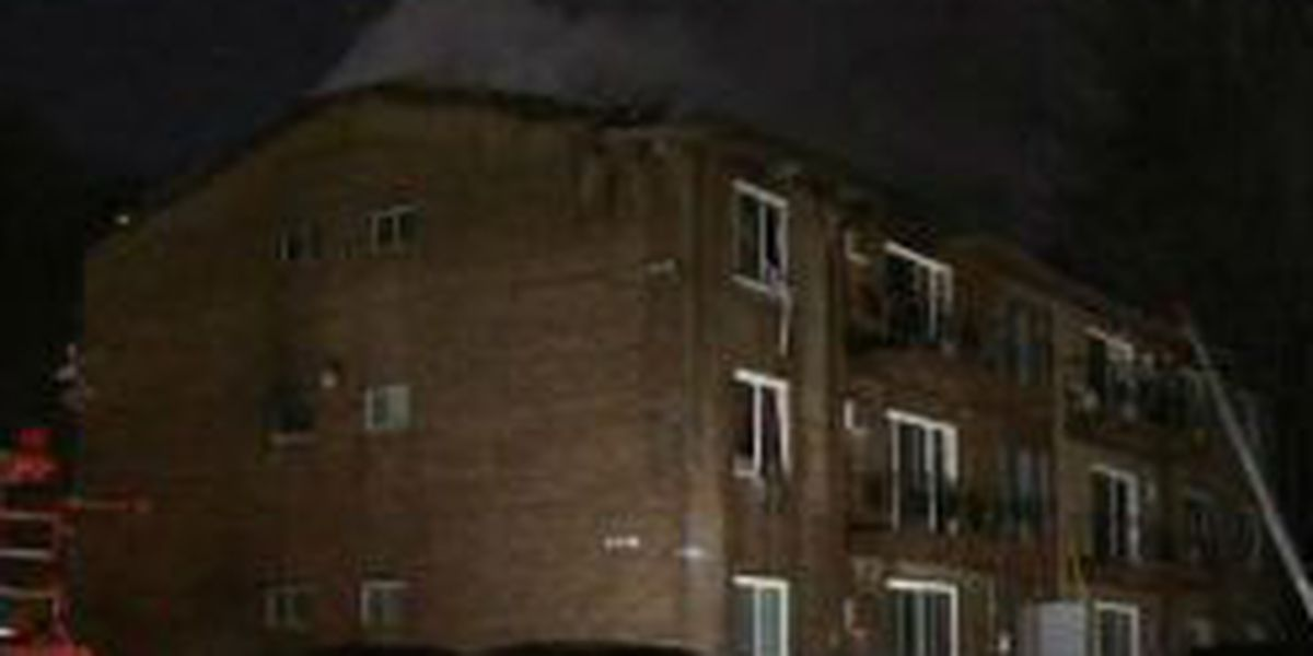 Cause probed in Euclid apartment fire that injured firefighter