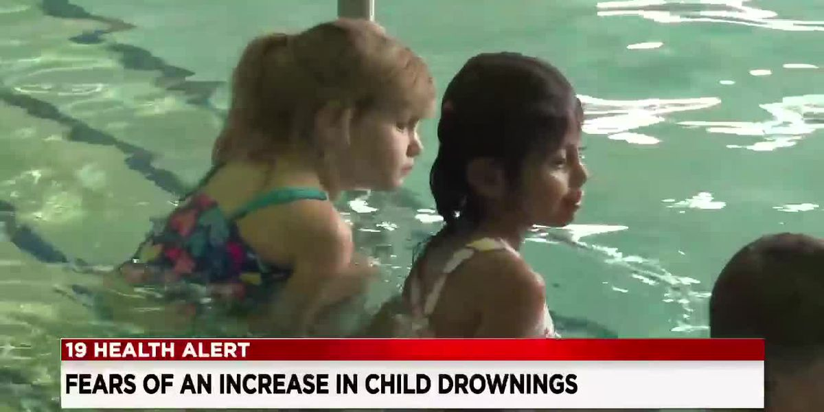 Swim instructors worry child drownings will increase this summer due to spike in pool sales