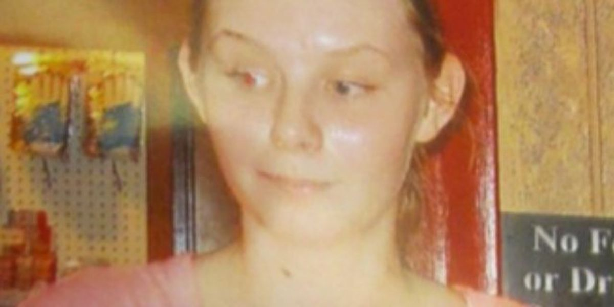 16-year-old girl reported missing