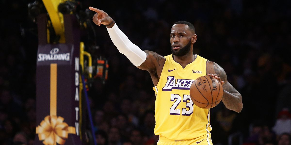 LeBron James named AP Male Athlete of the Decade