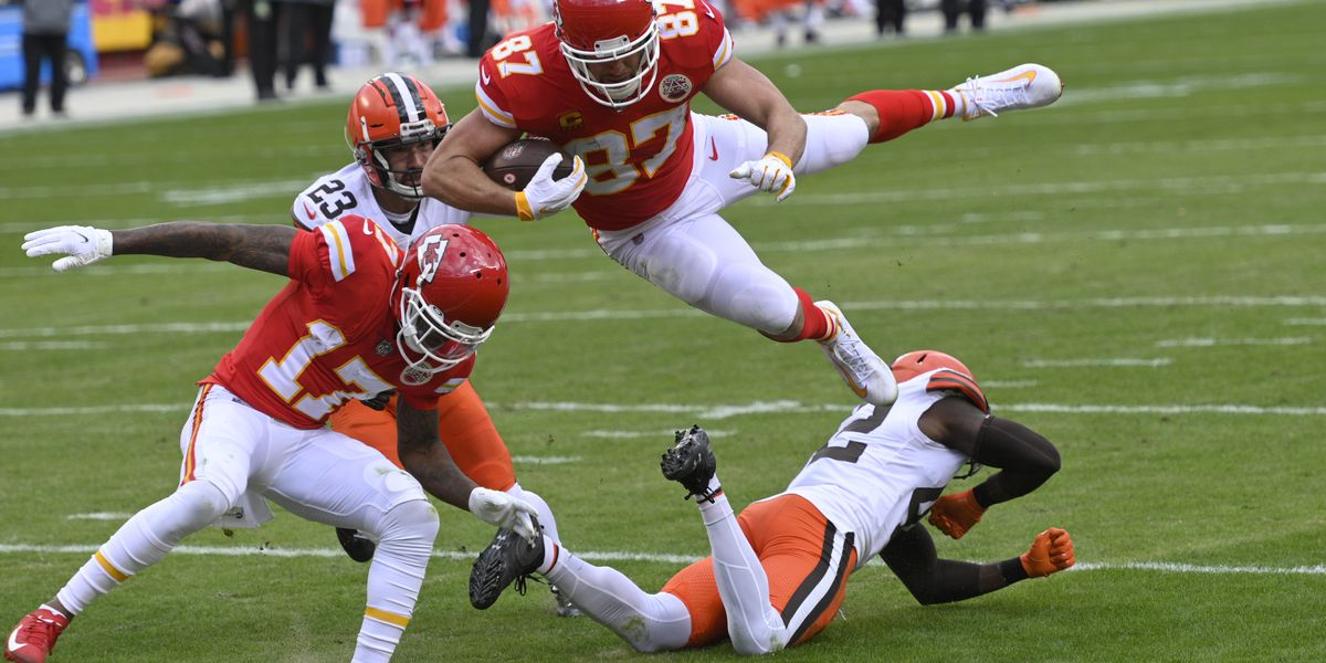 Cleveland Browns fall to Chiefs in Kansas City 22-17 in Divisional Round of NFL Playoffs