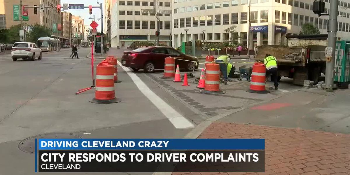 Asking questions, getting answers behind road repairs in downtown on game day