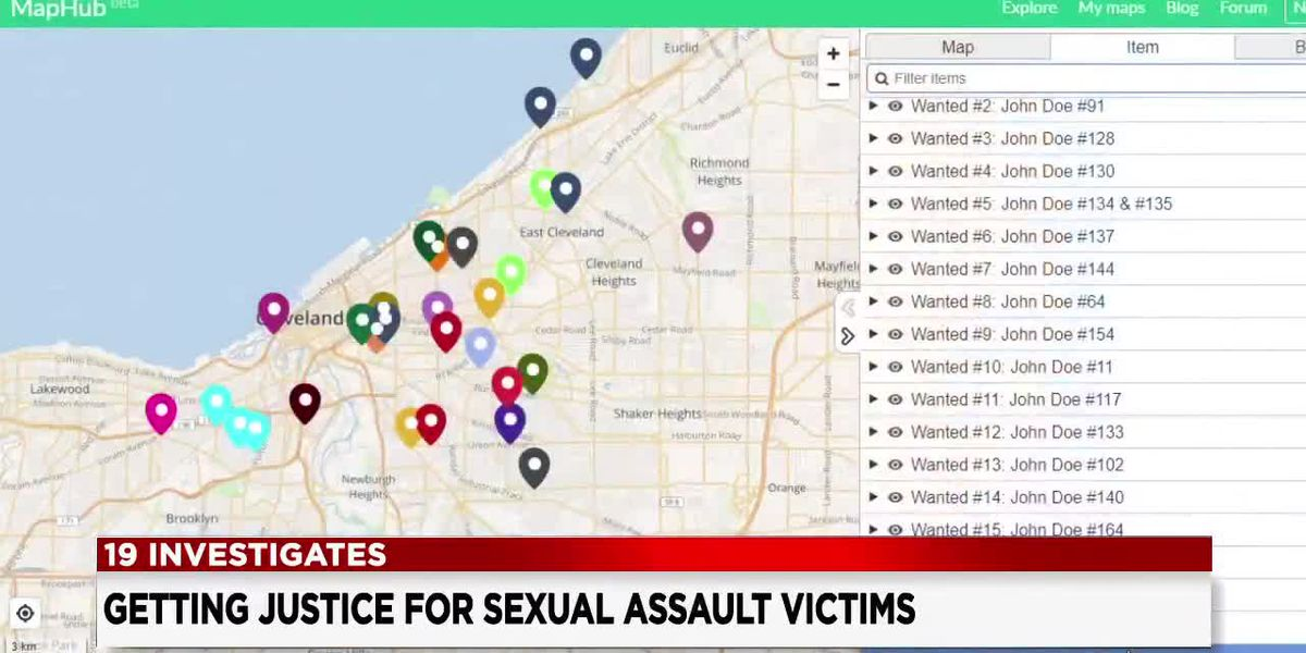 Prosecutor's office says it has new resources that will help them find sexual assault suspects