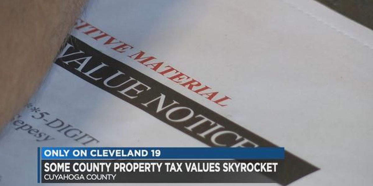 Homeowners fuming after property reappraisals more than double in Cuyahoga County