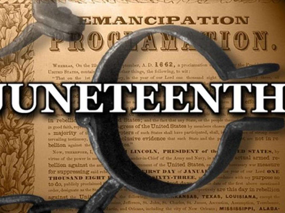 Will Juneteenth become a paid, state holiday in Ohio? Senate passes bill, now headed to House