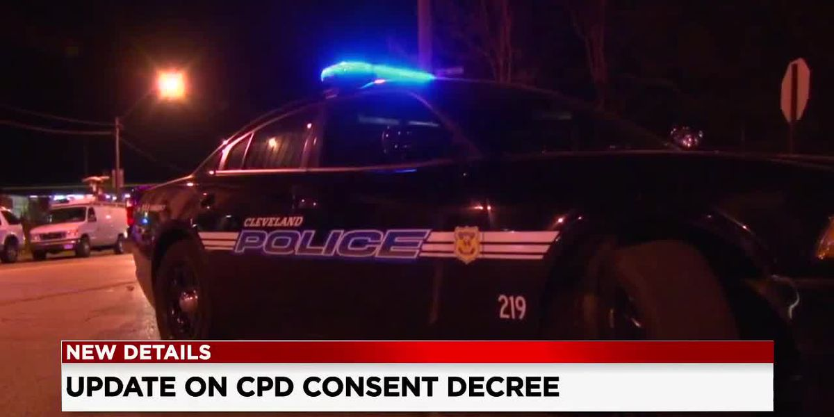Cleveland police consent decree panel discussion focuses on crisis intervention and officer wellness