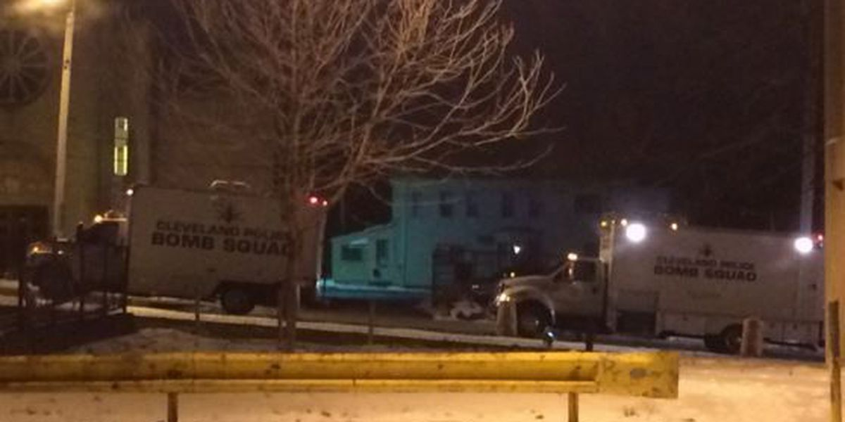 Bomb Squad: All clear after suspicious package found on RTA train