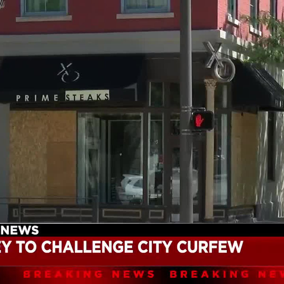 Cleveland attorney challenges Mayor Frank Jackson's extended curfew