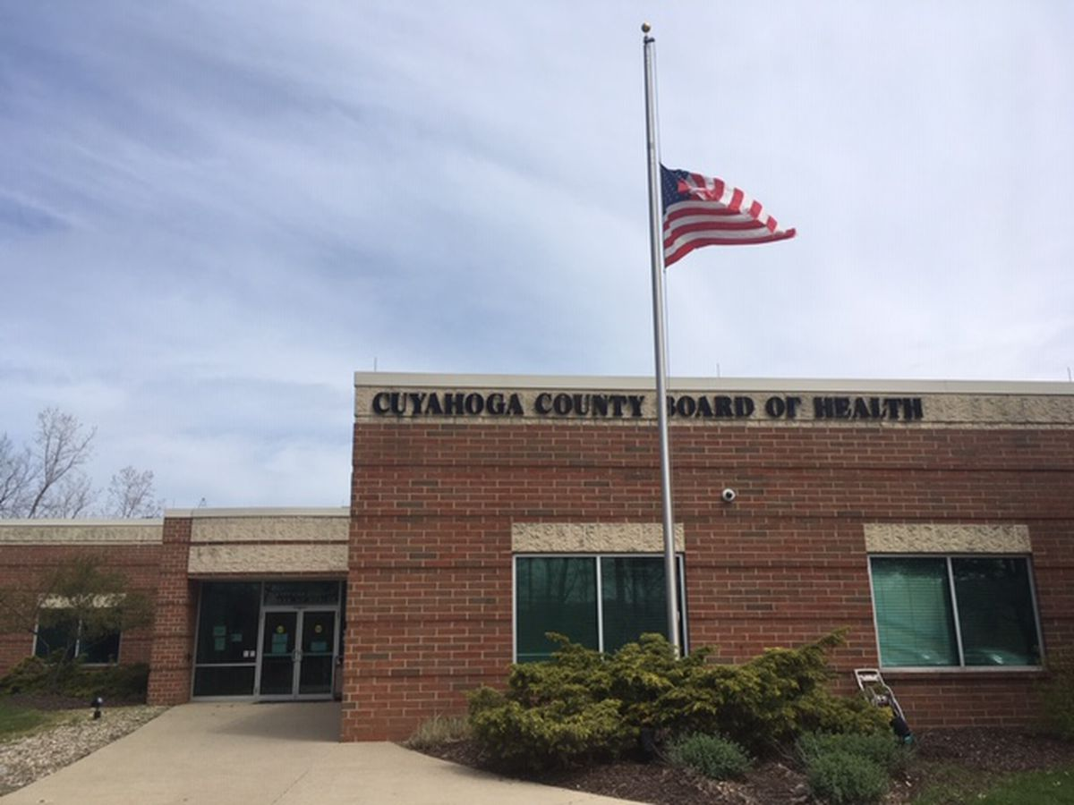 Health leaders discuss COVID-19 data in Cuyahoga County as record-high number of cases reported in Ohio
