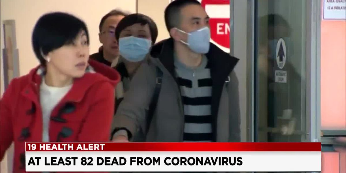 What Northeast Ohio should know about the coronavirus outbreak in China