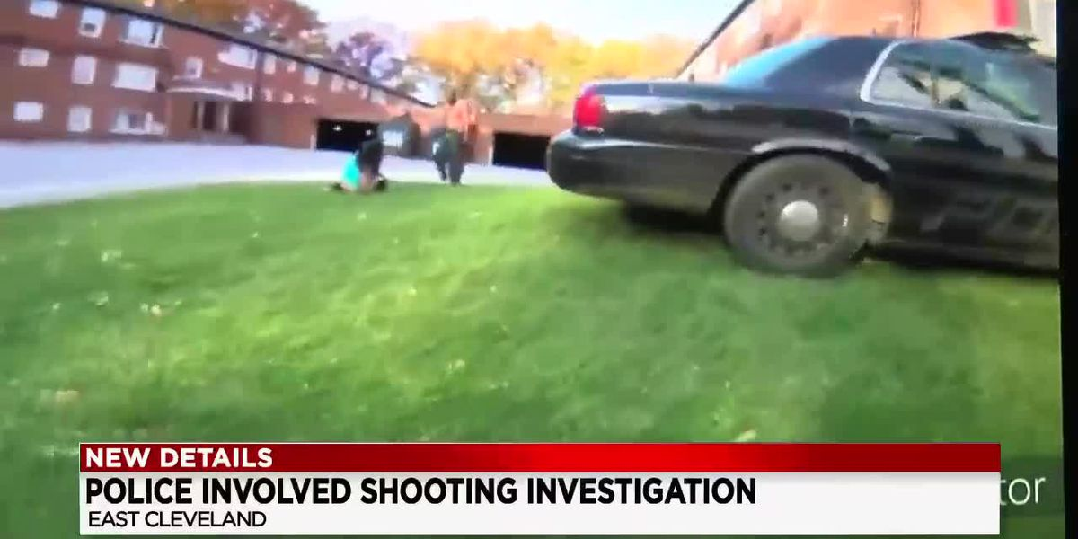 Details trickling out about fatal officer-involved shooting in East Cleveland (911 & body cam video)