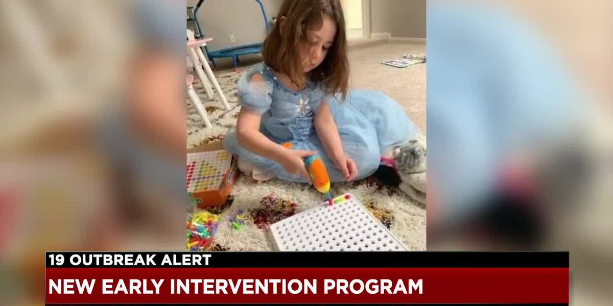 Parents of autistic children have new option for safe, in-person therapy this summer