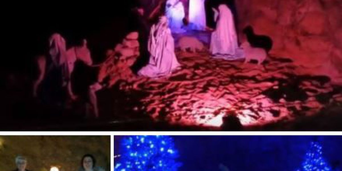 Bet you didn't know Ohio has a Christmas Cave that is free to visit (video)