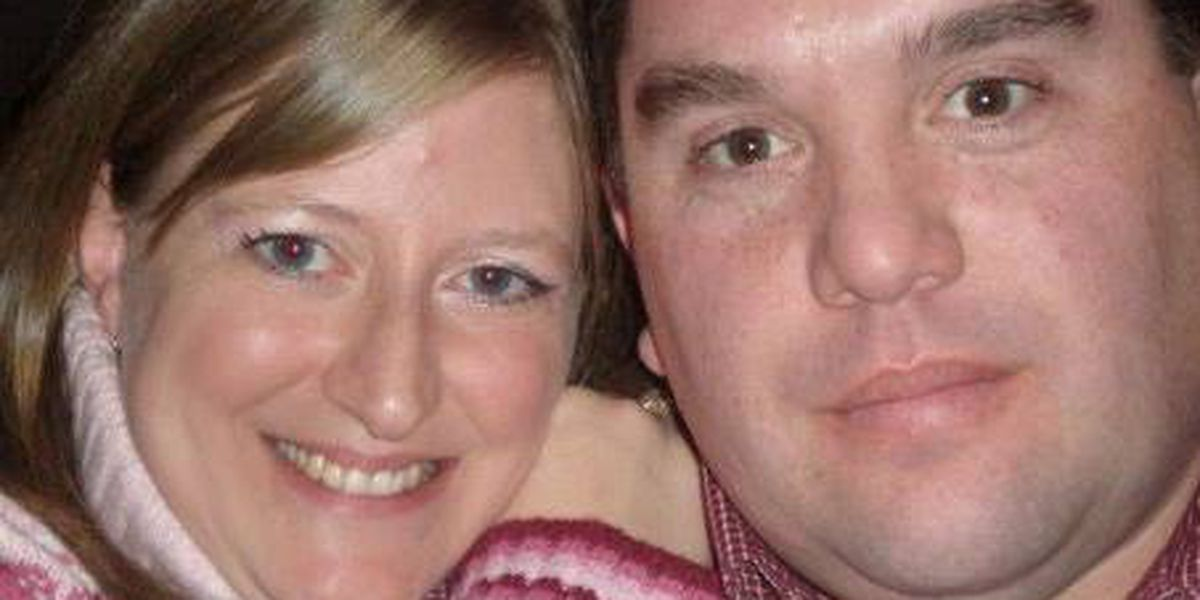 Dad killed in blast with family tried to take own life last month
