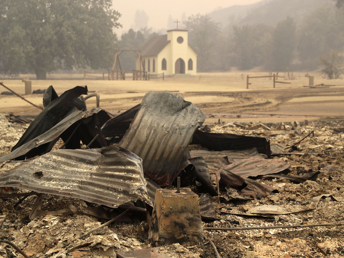 Wildfire-charred movie ranch to be rebuilt over 2 years