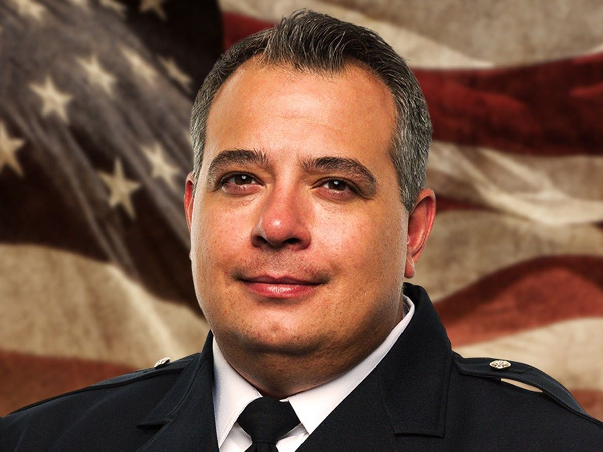 Mentor to honor officer Mathew Mazany one year after his death