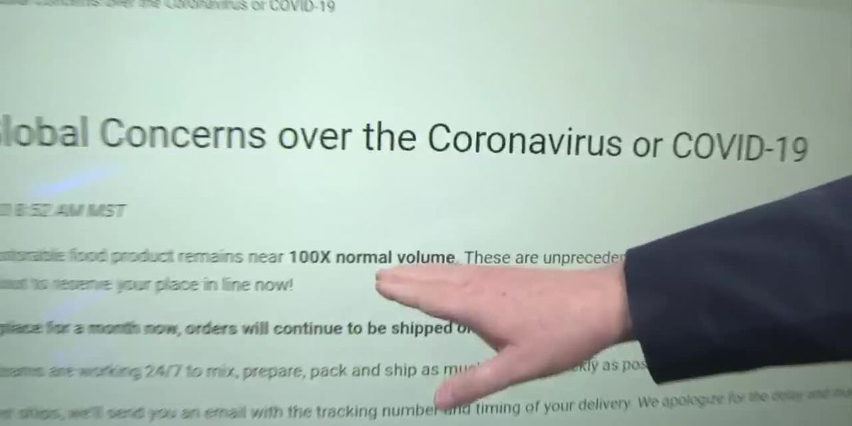Ohioans buying emergency supplies for possible coronavirus outbreak are finding they're not alone