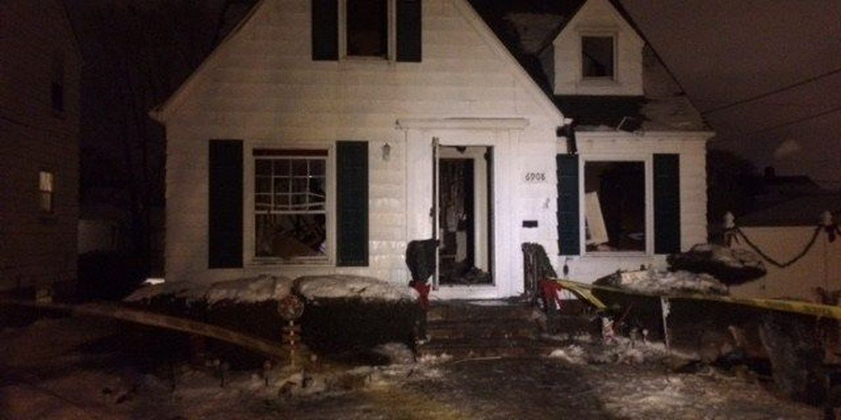 Cleveland fire: Suspected gas line explosion kills man and his pets