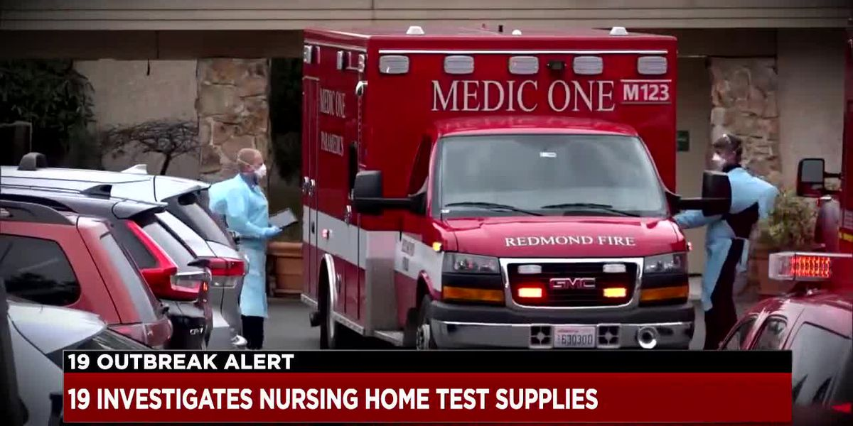 19 Investigates: COVID-19 testing availability in nursing homes not always equal