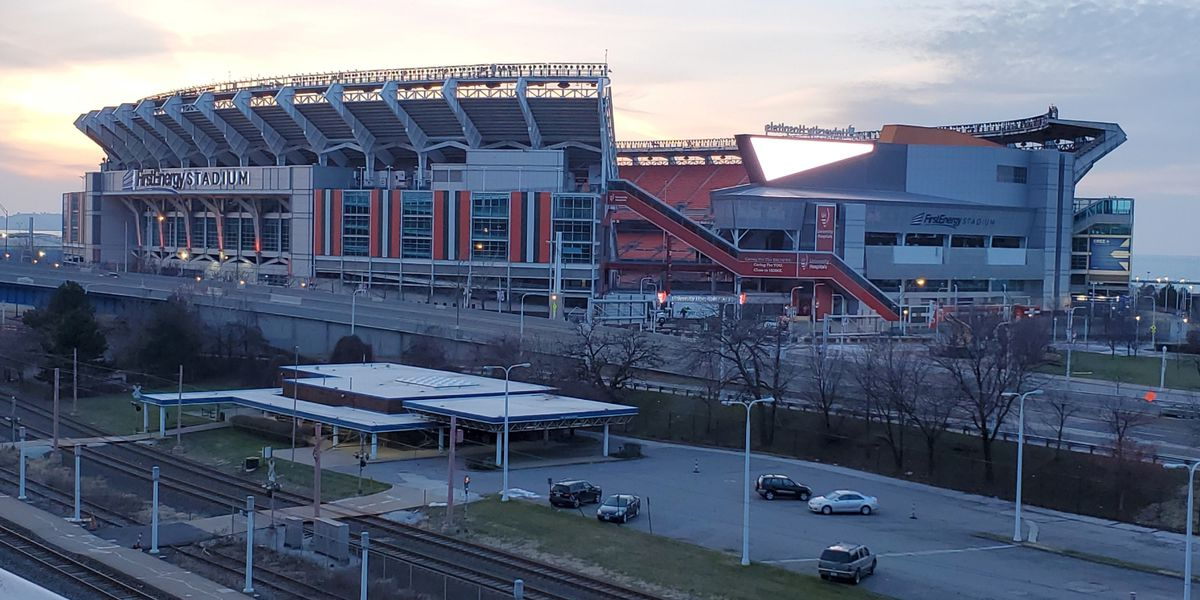 City of Cleveland releases road closures and parking bans for NFL Draft