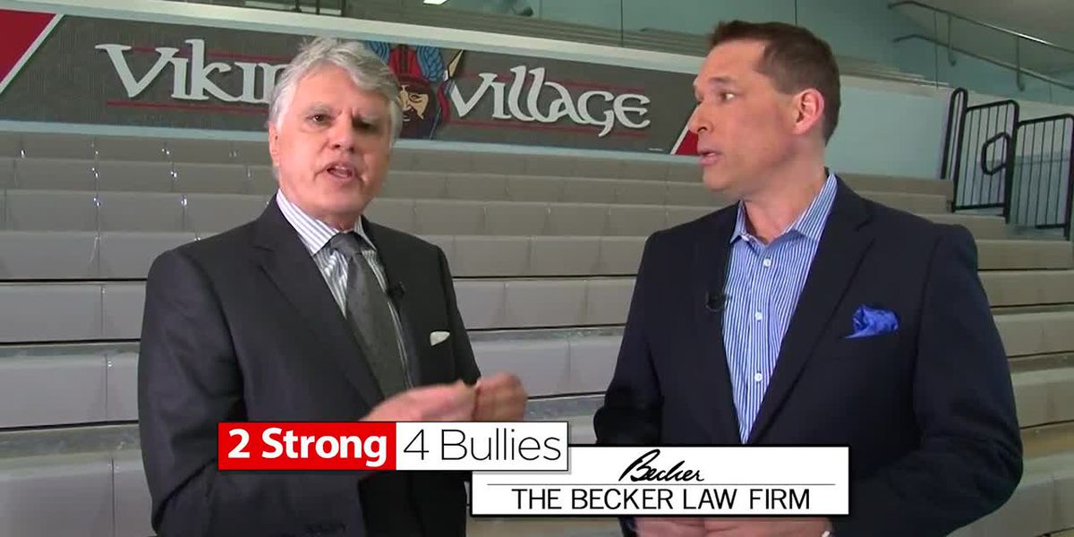 2 Strong 4 Bullies - The Becker Law Firm