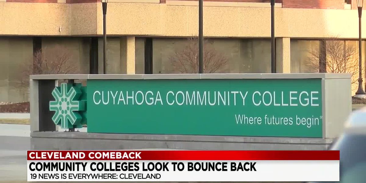 Cuyahoga Community College on a comeback after enrollment drops due to COVID-19
