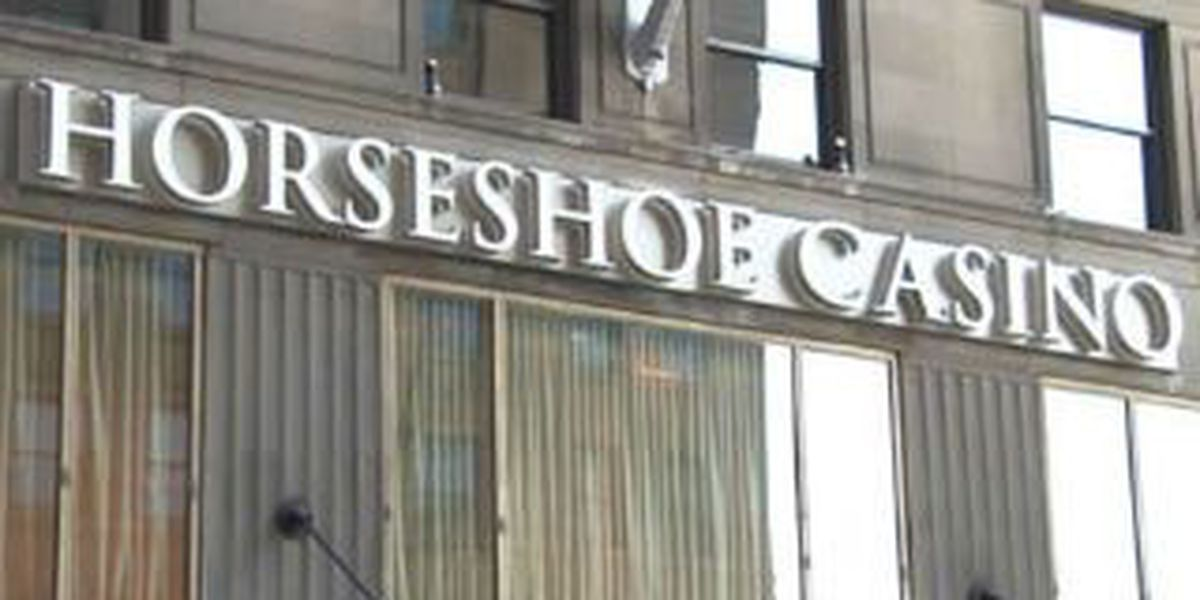 Man banned after taking a loaded gun into Horseshoe Casino