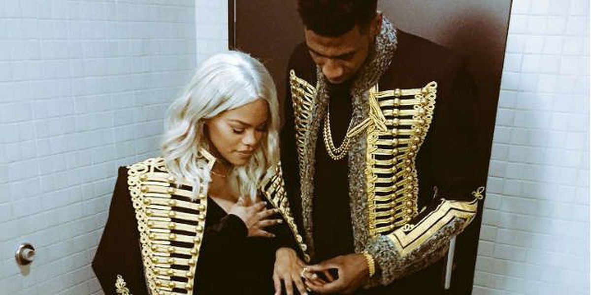 Cleveland Cavaliers star Iman Shumpert gets engaged
