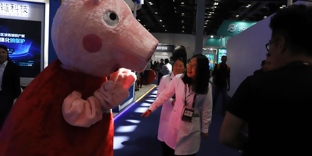 Peppa Pig to get new owner: GI Joe maker Hasbro