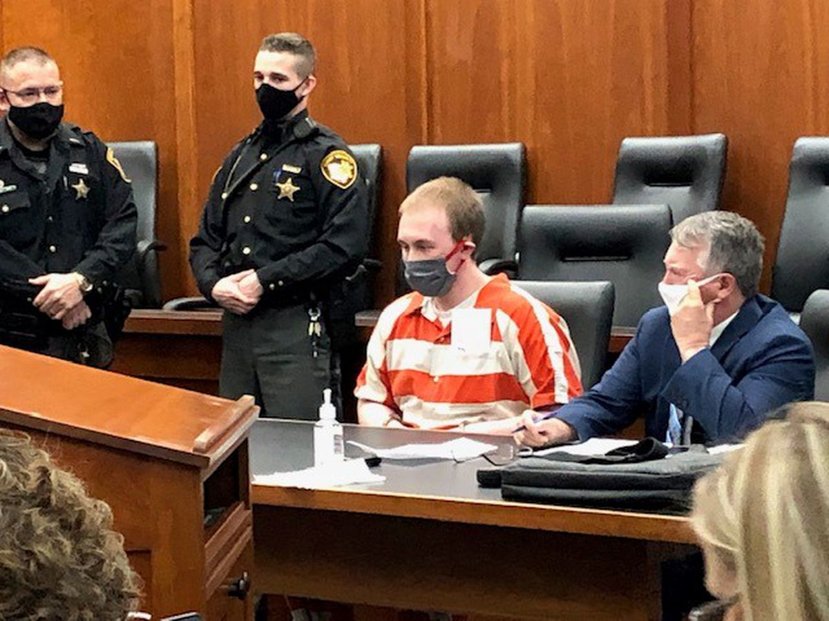 Richland County man sentenced to at least 45 years in prison for murdering young wife, dumping her body