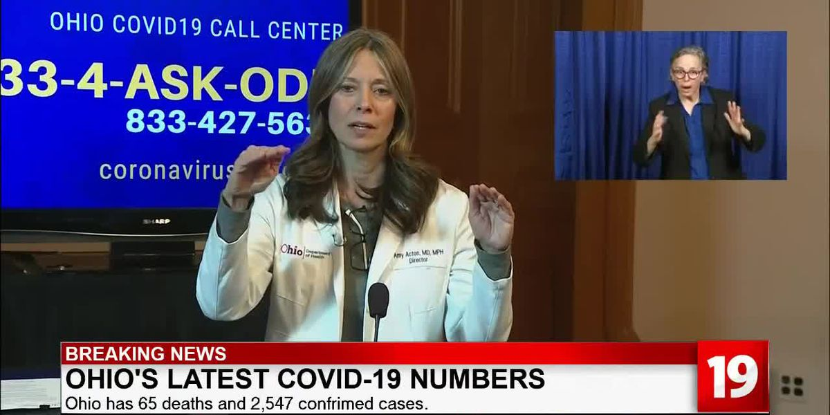 Dr. Acton says some changes due to coronavirus will be permanent: 'This will not be a switch that you flip and we go back to normal'