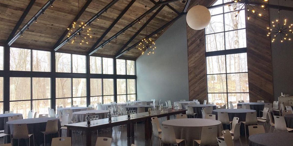 7 Sapphire Creek Winery & Gardens photos to check out before it opens in Chagrin Falls
