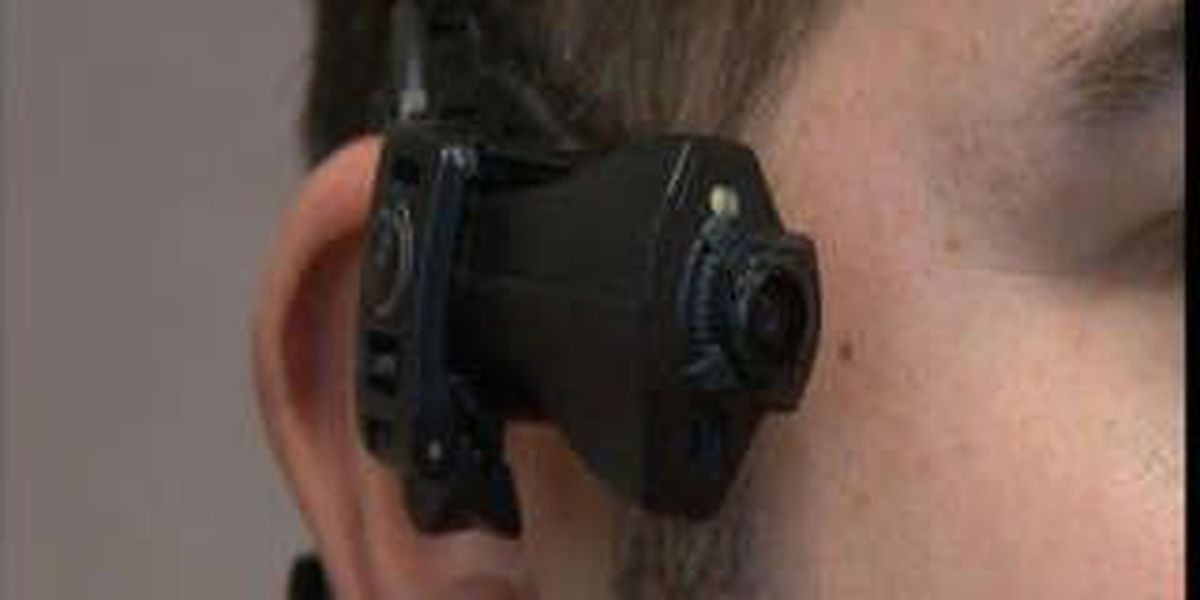 Where are the Cleveland Police body cameras?