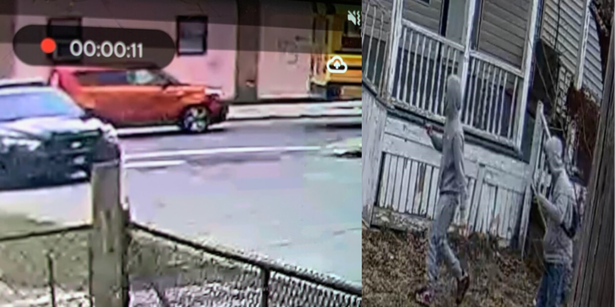 Police looking for suspects linked to hit-and-run of girl walking off Cleveland school bus