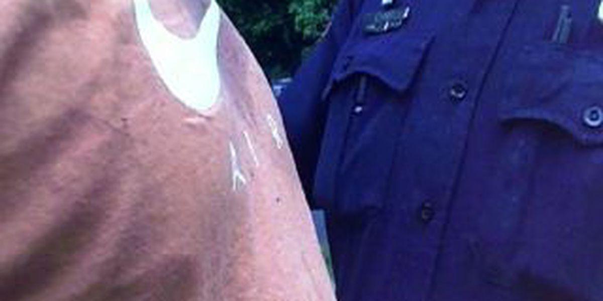 Police body camera shows judge arrest