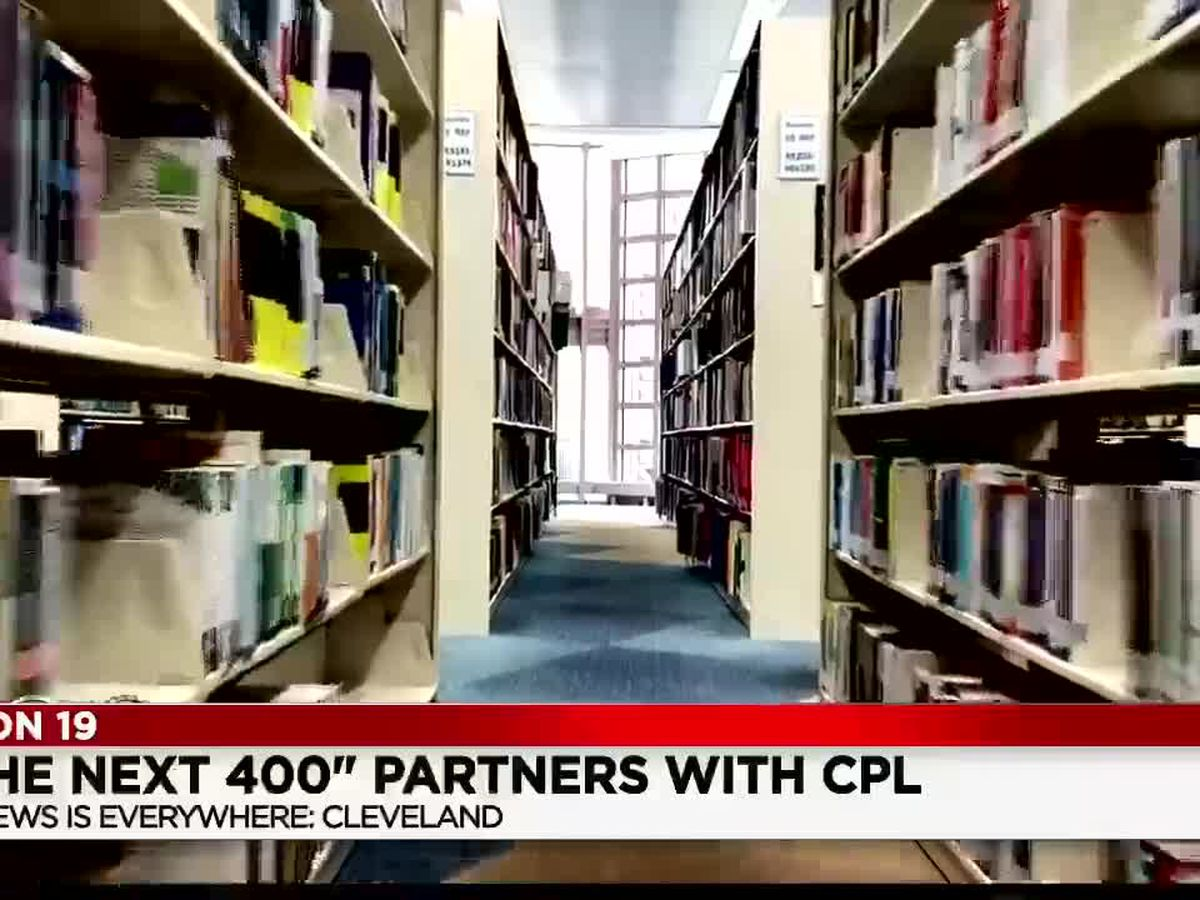 19 News 'Next 400' team partnering with Cleveland Public Library to offer resources in the community