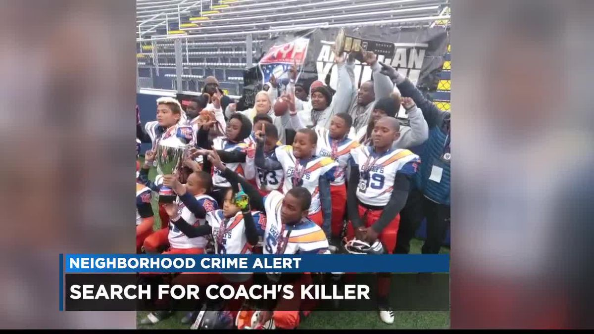 East Cleveland community mourns loss of youth football ...