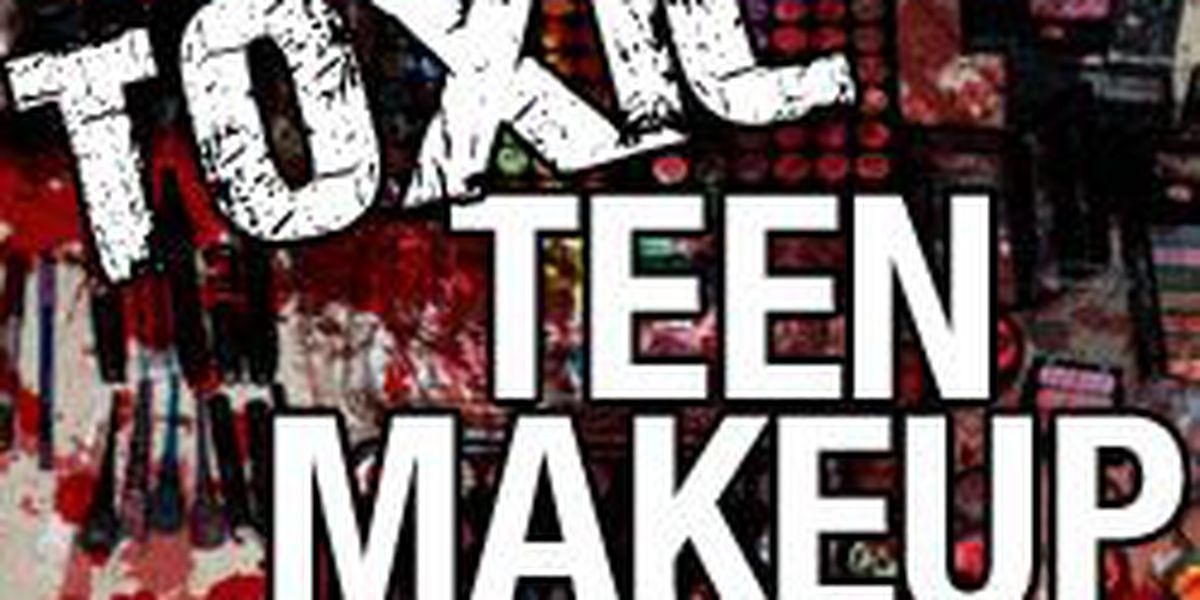 Cover Up?: Could the Makeup Your Teens Use Be Harming Them?