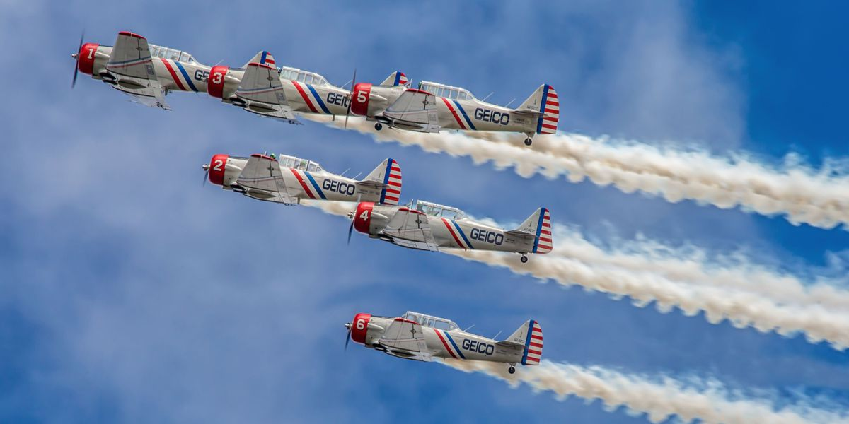 Cleveland National Air Show takes flight at Burke Lakefront Airport