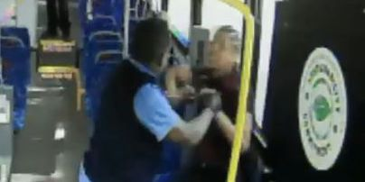 Former RTA bus driver guilty of fighting with a passenger