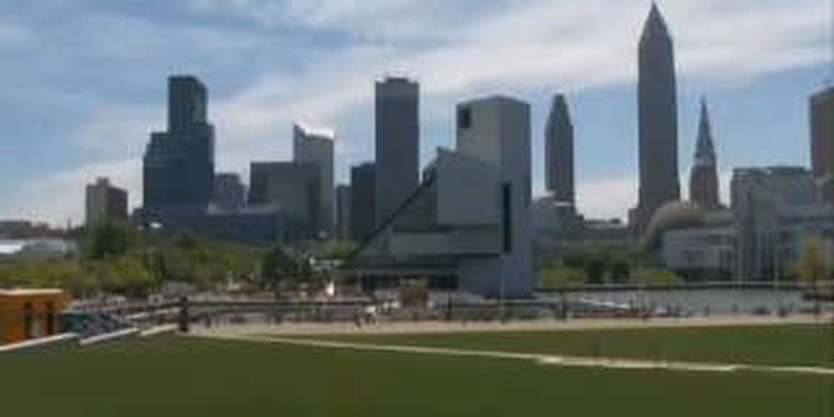 Good Afternoon Northeast Ohio: Peaks of sun and scattered showers