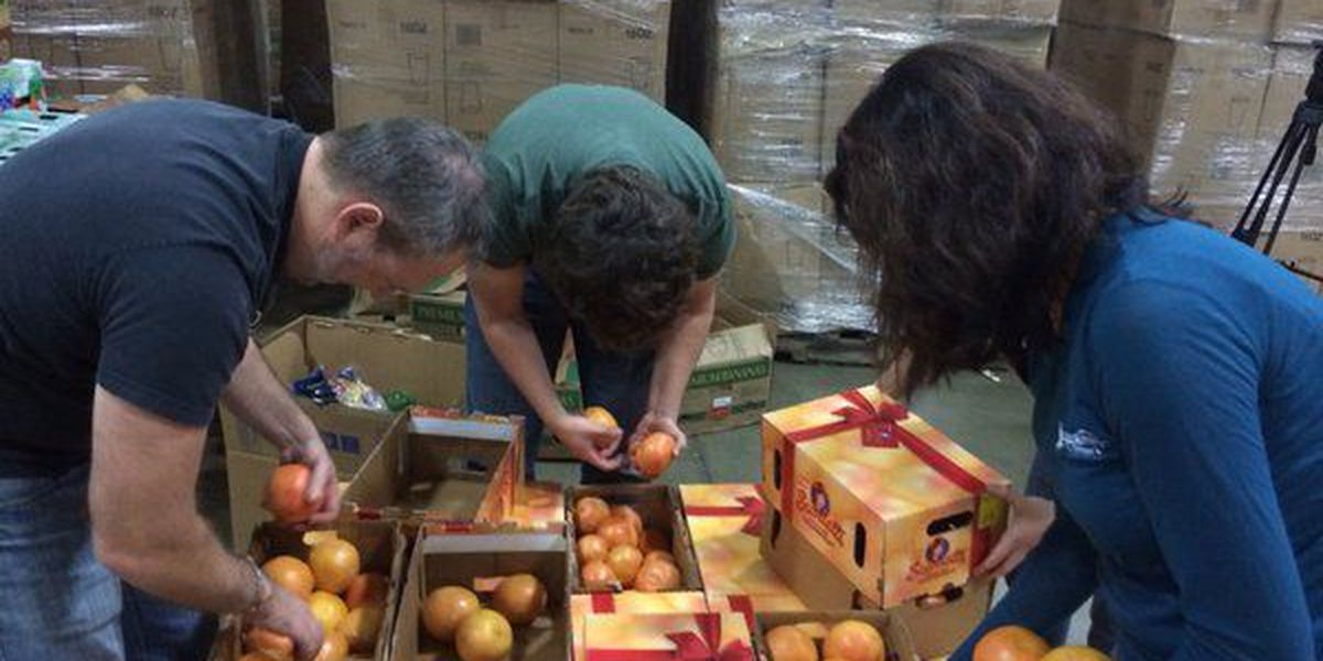 Food Bank sees record day as need grows in greater Cleveland