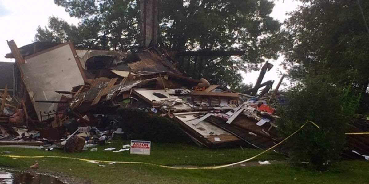 Police investigate Wayne County home explosion as possible hate crime