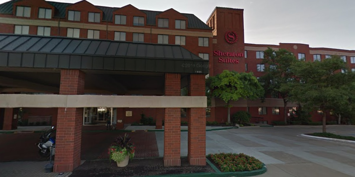 Cuyahoga Falls Police investigating Fourth of July homicide after 19-year-old shot at Sheraton Suites