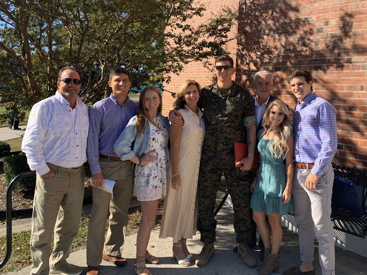 Funeral plans for a local Marine killed in a training operation