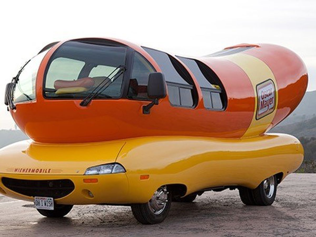 Oscar Mayer's 'Wienermobile' stopping at 4 Northeast Ohio locations