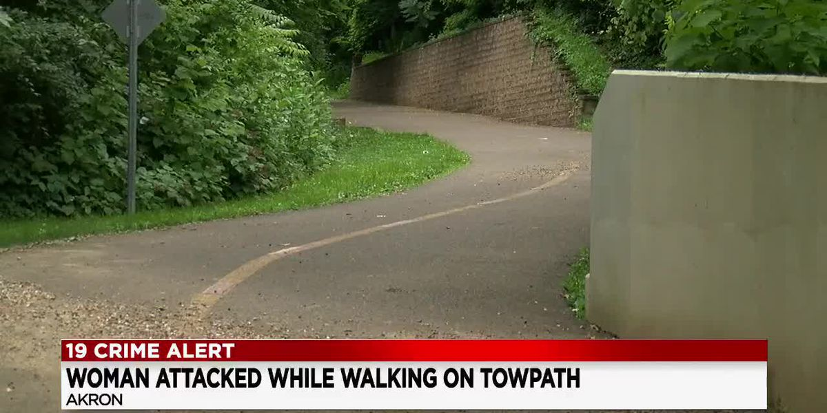 Cuyahoga Falls woman robbed of her engagement ring on Towpath